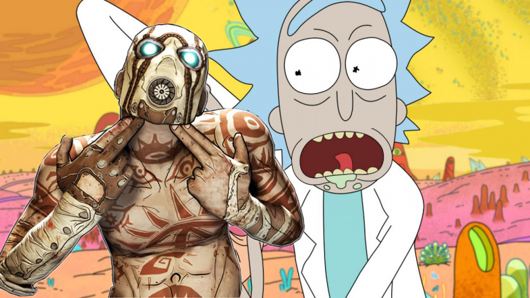 Borderlands 3 : arme Rick et Morty, easter egg, emplacement