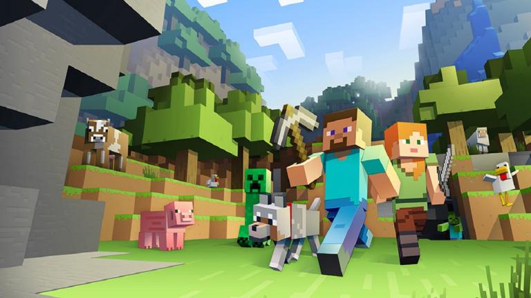 Minecraft se paye un outil de création de personnage