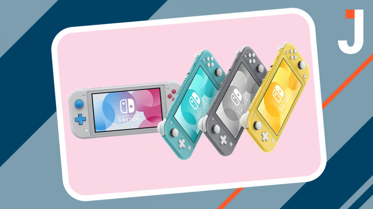 Nintendo Switch Lite, qu'en pense la presse internationale ?