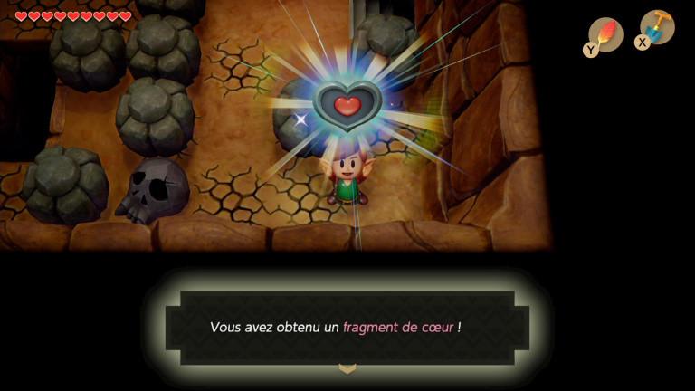 Les fragments de coeur