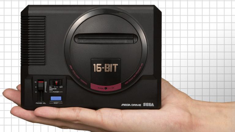 Mega Drive Mini : Ken Bogard et Silent_Jay nous délivrent leurs premières impressions