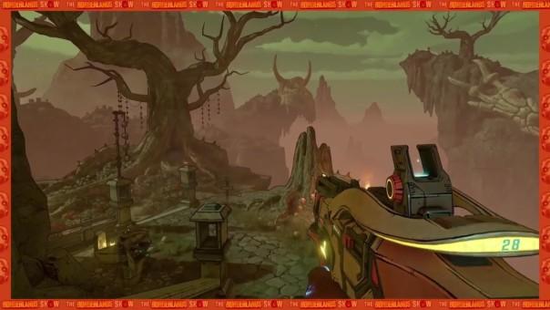 Borderlands 3 détaille son événement Bloody Harvest
