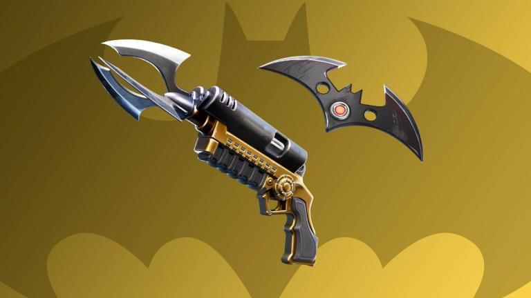 Fortnite, saison 10 : Batarang explosif, le guide du nouvel objet