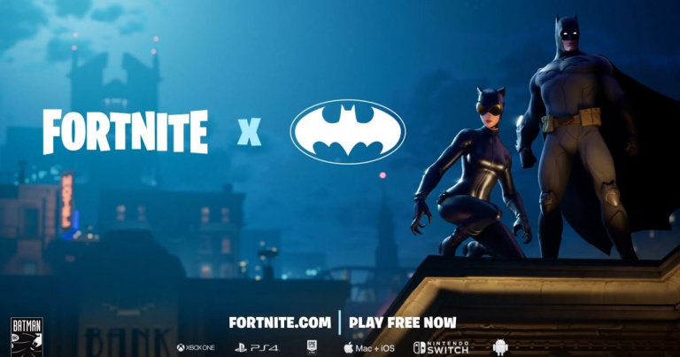 Fortnite, saison 10 : mission gratuite Bienvenue à Gotham City, défis, le guide complet