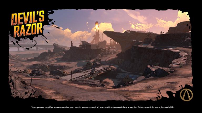 Borderlands 3, Guide et astuces des Défis : Lames diaboliques sur Pandore