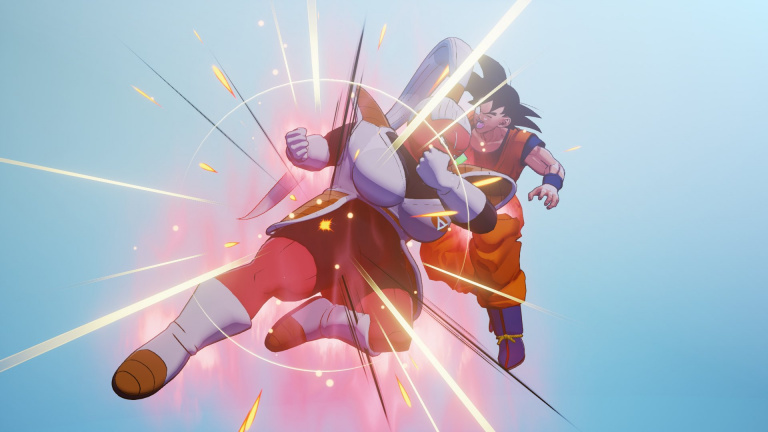 Dragon Ball Z Kakarot s'offre une collection d'images supplémentaire