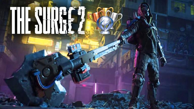 The Surge 2 : les 48 trophées et succès du jeu