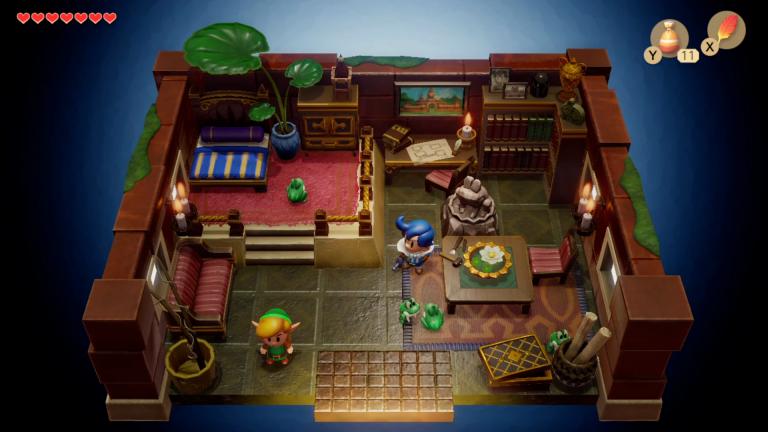 Zelda : Link's Awakening, un easter egg culte de retour ! Où et comment entendre la chanson de Totaka