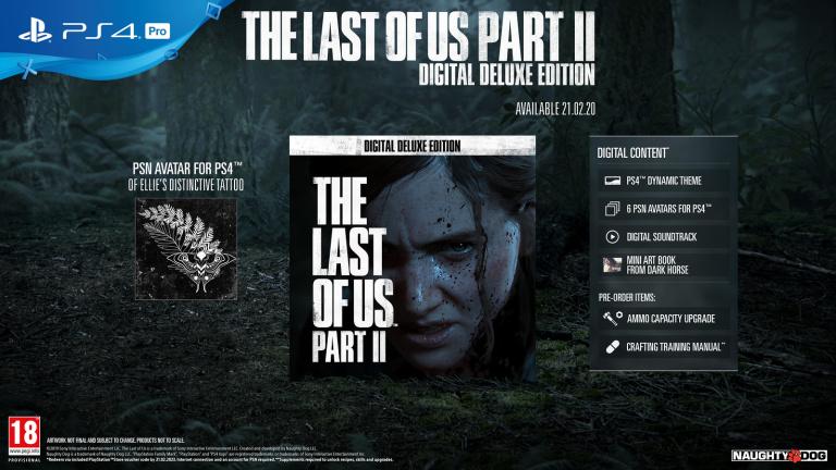 The Last of Us Part II dévoile ses différentes éditions