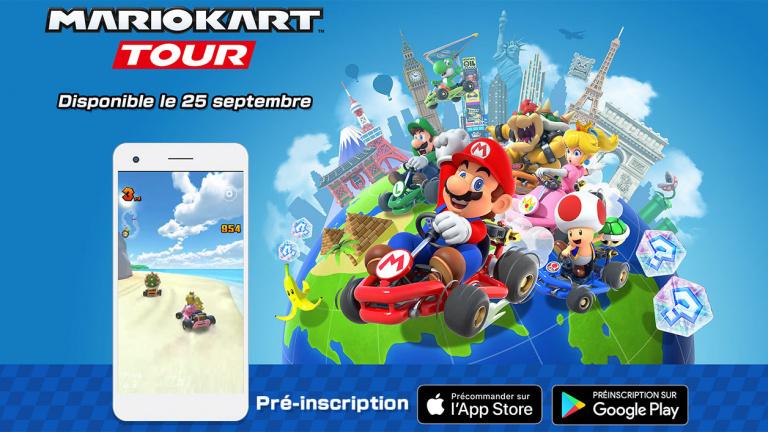 Mario Kart Tour : un Pass Or à 5,49€ par mois pour débloquer les courses 200cc