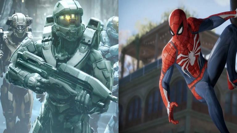 États-Unis : les exclusivités les plus vendues sur PS4 et Xbox One