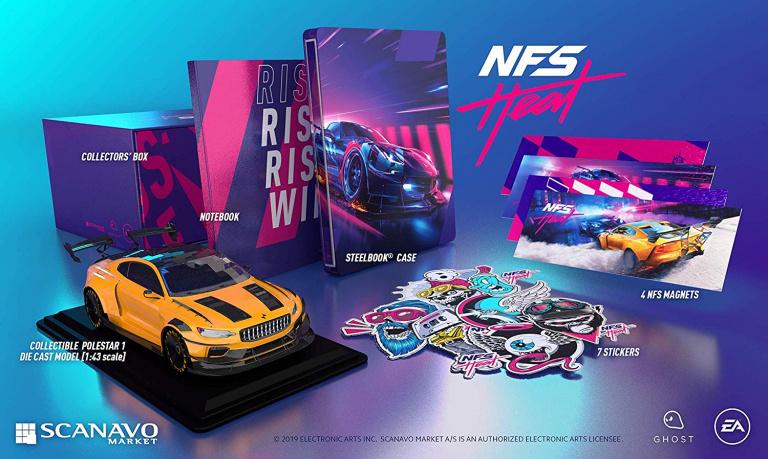 Need For Speed Heat - Les précommandes de l'Ultimate Edition sont ouvertes