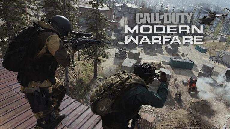 Call of Duty : Modern Warfare - Infinity Ward répond aux réactions sur l'exclusivité PS4 du mode Survie