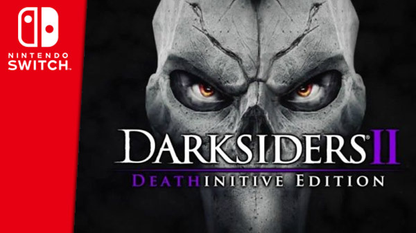 Darksiders 2 : Deathinitive Edition Switch est à 22,99€ chez Amazon