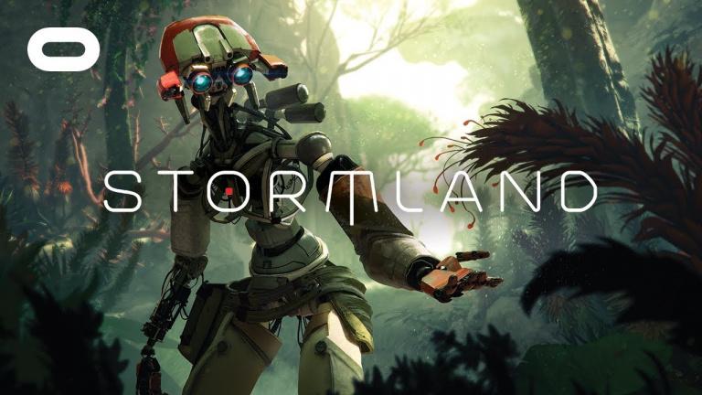 Stormland : le jeu VR d'Insomniac Games (Spider-Man) arrive le 14 novembre