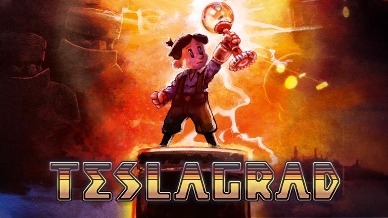 Teslagrad édité en version physique sur Nintendo Switch et PS Vita