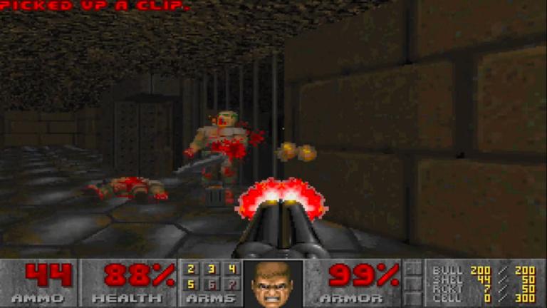 Doom et Doom II ont le droit à une nouvelle mise à jour