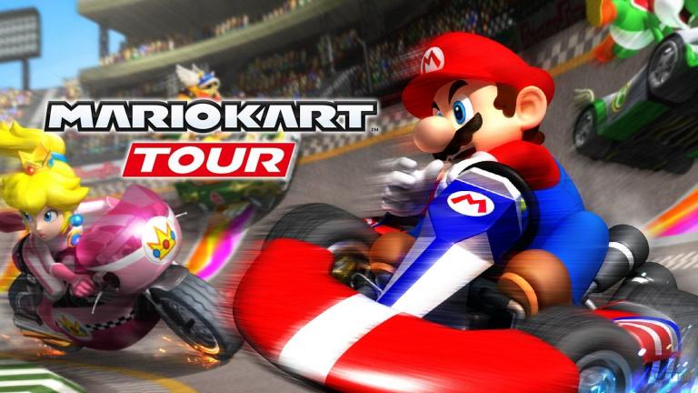 Mario Kart Tour : 20 millions de téléchargements selon Sensor Tower