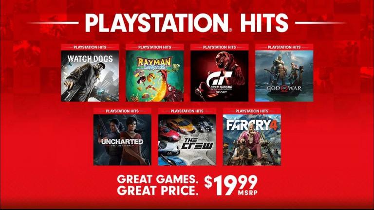 La gamme Playstation Hits va s'étoffer de sept titres, dont God of War