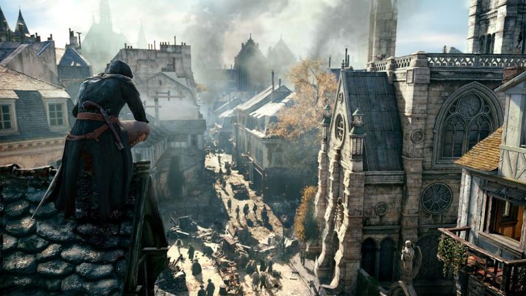 Ubisoft propose une visite en VR de Notre-Dame de Paris