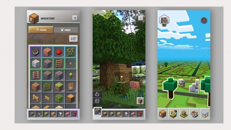 Minecraft Earth : L'accès anticipé est lancé en Nouvelle-Zélande et en Islande