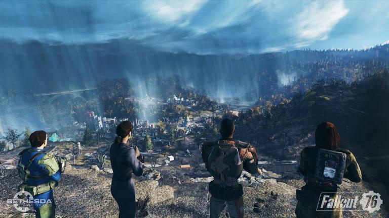 Fallout 76 : un serveur de test sera mis en place courant 2020
