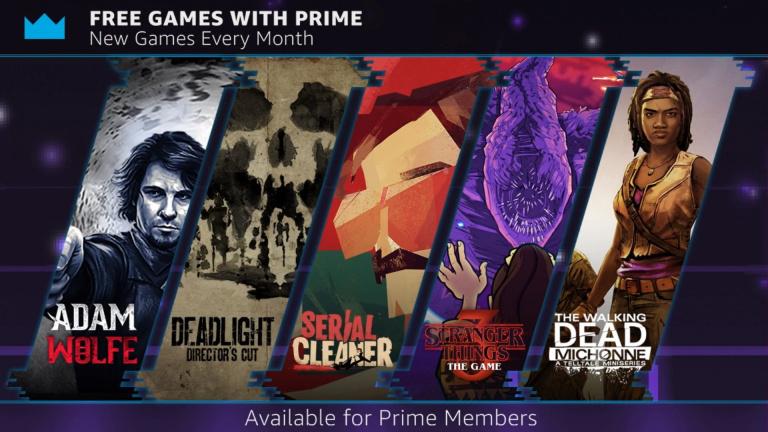 Twitch Prime : Stranger Things 3 et The Walking Dead Michonne offerts en octobre