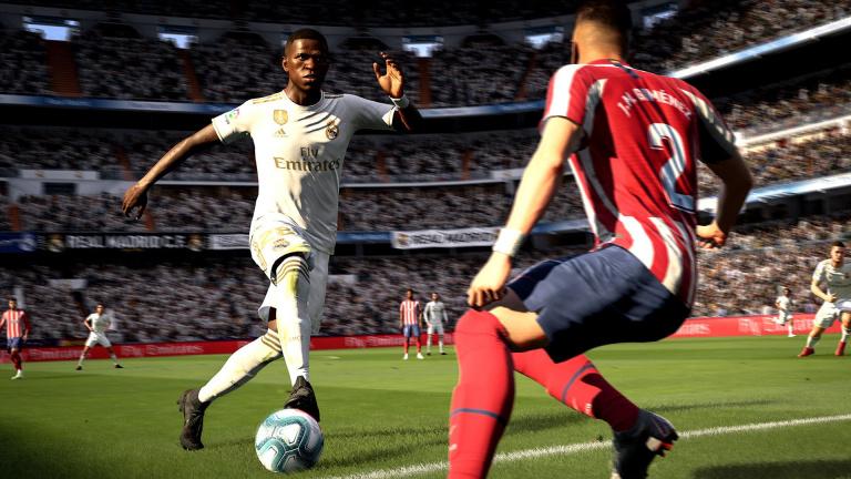 Royaume-Uni : FIFA 20 enregistre des ventes physiques en baisse par rapport à FIFA 19