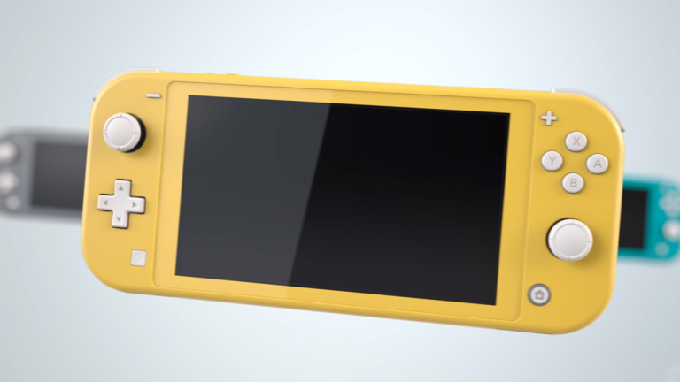 Joy-Con Drift : la Nintendo Switch Lite ajoutée au recours collectif