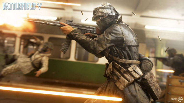 Battlefield V : inspirée d'Opération Métro, la carte Opération Souterrain arrive le 3 octobre
