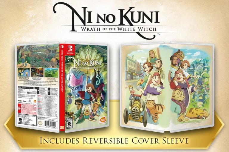 Ni no Kuni : La Vengeance de la Sorcière Céleste en promotion