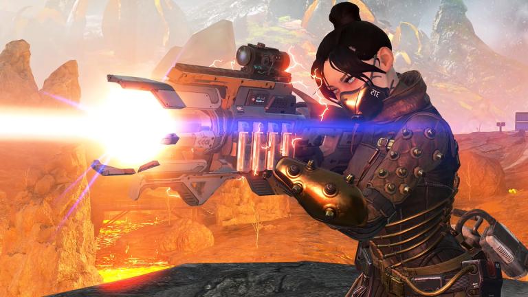 Le fusil à charge, la nouvelle arme d'Apex Legends