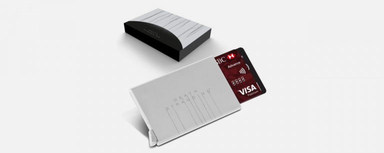 Death Stranding : un porte-cartes exclusif offert pour toutes précommandes sur la Fnac
