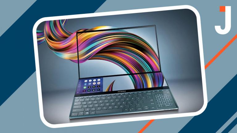 Les PC portables à double écran investissent le marché