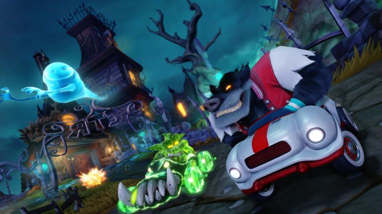 Crash Team Racing Nitro-Fueled : Le Grand Prix Terrifiant se détaille