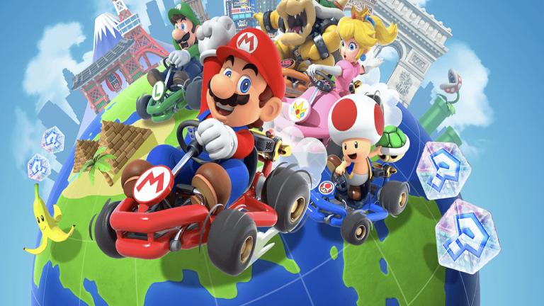 Mario Kart Tour : 90 millions de téléchargements en une semaine