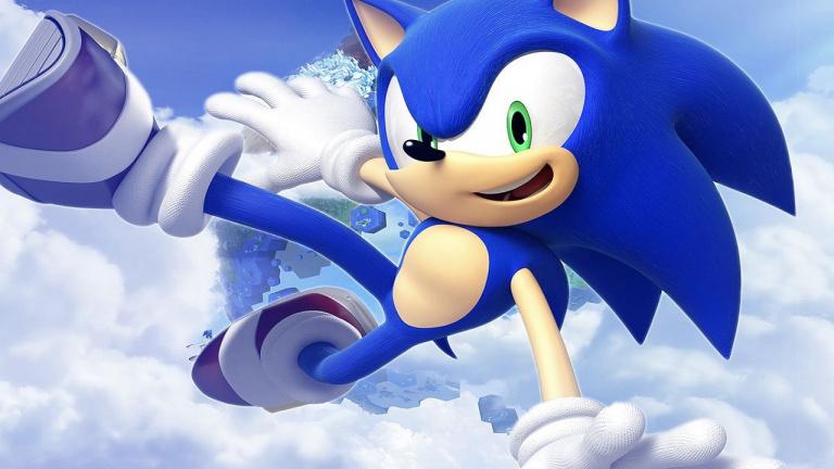 Sonic The Hedgehog est la mascotte officielle d'un programme spatial