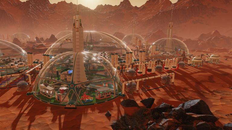 Surviving Mars : gratuit la semaine prochaine sur Epic Games Store