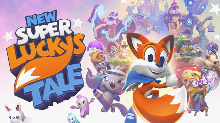 New Super Lucky's Tale s'offre une version physique sur Nintendo Switch