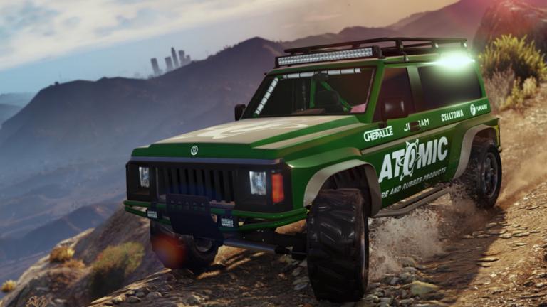 GTA Online : le 4X4 Annis Hellion arrive chez Southern San Andreas Super Autos