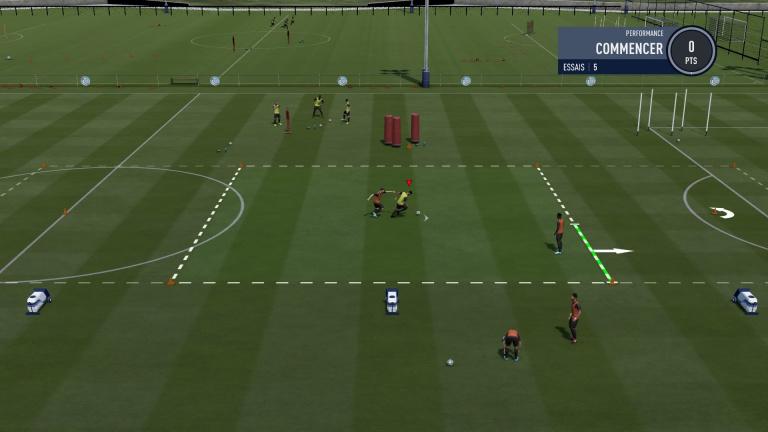 """FIFA 20 : les jeux techniques """"dribbles"""", notre guide"""