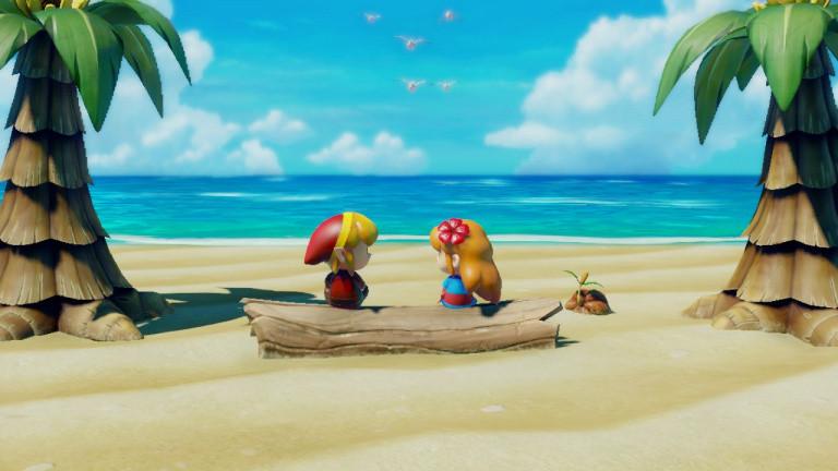 Zelda : Link's Awakening, que faire avec Marine ? Toutes les interactions possibles, notre guide