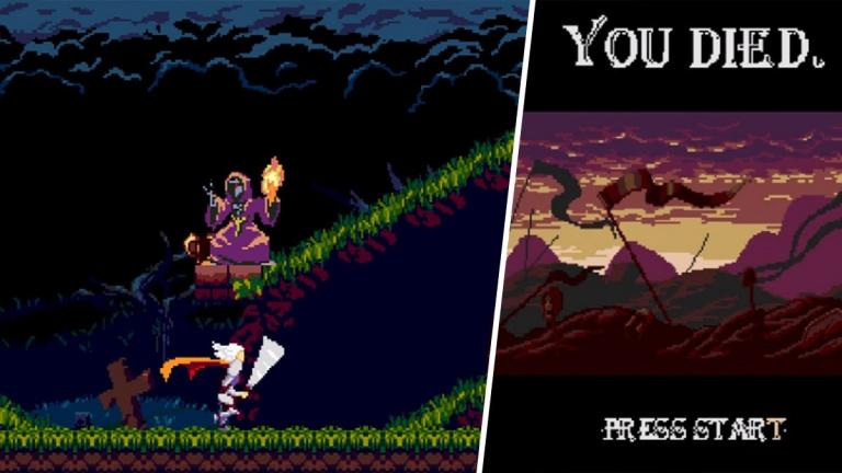 Demons Of Asteborg : Un nouveau platformer Mega Drive en financement sur Kickstater