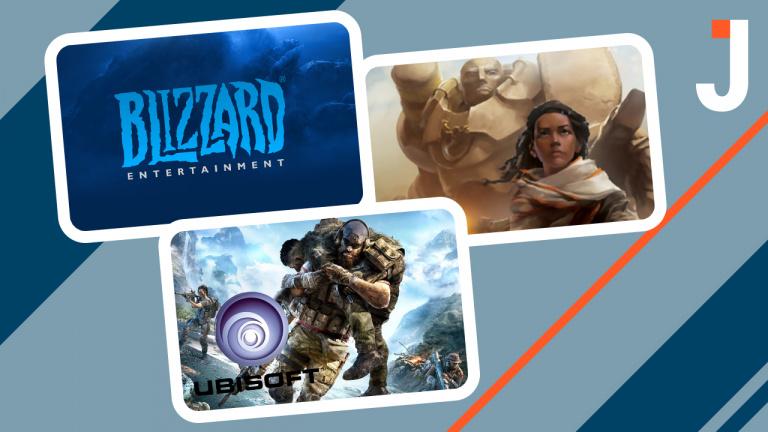 Le Journal : Blizzard, Golem, Ghost Recon Breakpoint ... les news du jour