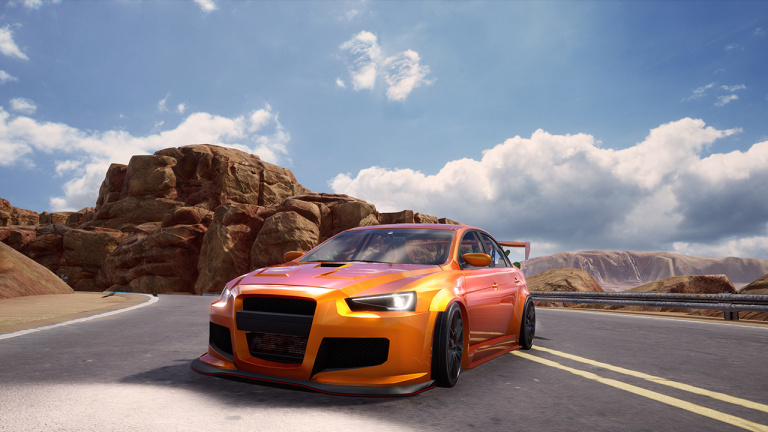 Super Street : Racer arrive sur Nintendo Switch