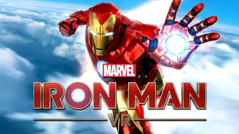 Marvel's Iron Man VR  nous donne rendez-vous en 2020 sur PS VR
