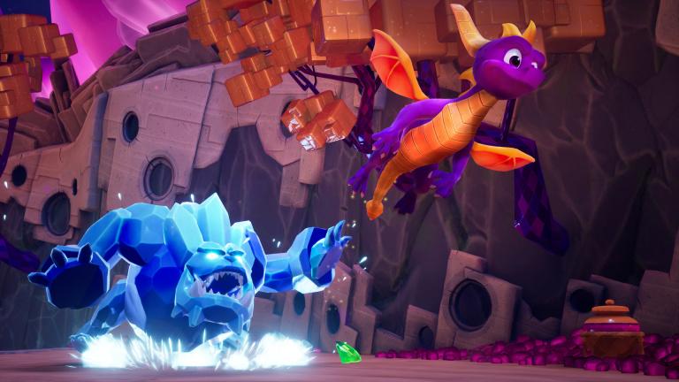 Humble Monthly : Crash Bandicoot, Spyro et Call of Duty WWII à l'affiche du pack de novembre