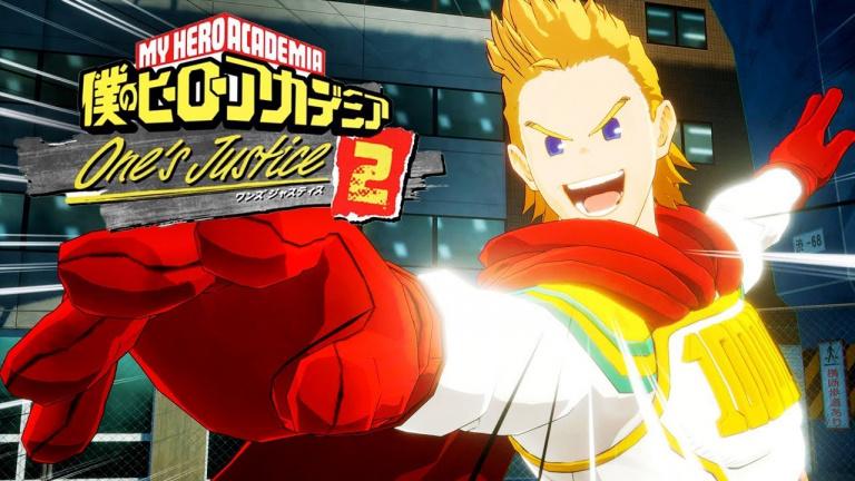 My Hero : One's Justice 2 - 15 minutes de gameplay offscreen
