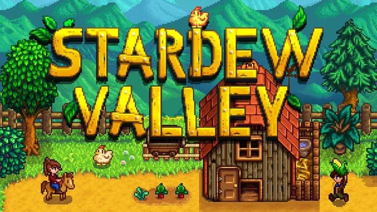 L'agriculture raisonnée et une vie simple : Stardew Valley