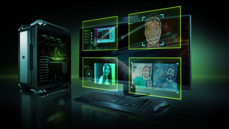 RTX Broadcast Engine : Nvidia s'adresse aux streamers avec de nouveaux outils
